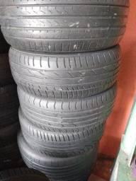 Lote com 20 pneus USADOS aro 16