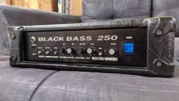 Cabeçote Black bass 250w RMS - Sound Maker
