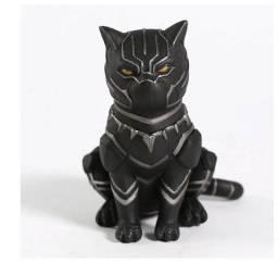 Título do anúncio: colecionavel pantera negra marvel pequeno 11 cmx 6cm pvc novo  n caixa cartao 12x s juros