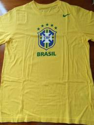 Camisa Nike Seleção Brasileira - Brasil