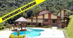 Sítio com 4 dormitórios à venda, 4250 m² por R$ 2.200.000,00 - Albuquerque - Teresópolis/R