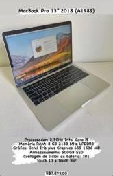 MacBook Pro 13'' 2018 (A1989)