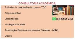 Assessoria acadêmcia