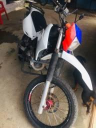 Moto lander 250cc