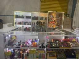 Vendo loja de perfumaria, cosméticos e presentes