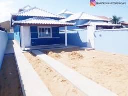 Casa de 1a locação com 2 quartos (Rua asfaltada) em Jaconé - Saquarema/RJ - Confira