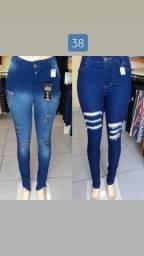 Calças jeans R$49,99