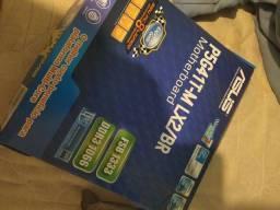 Kit Placa Mãe P5G41TM-LX2 + Xeon X5450 + 8gb DDR3 1333 4x2