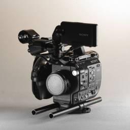 Câmera Sony Pxw-fs5 - Uhd 4k