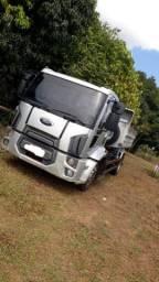 Caminhão caçamba Ford cargo 1319