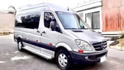 MERCEDES BENZ SPRINTER 415 2.2 8v 415 cdi Microonibus 16 lug