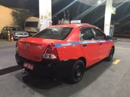Vendo Toyota Etios Táxi ( Cidade Baixa)