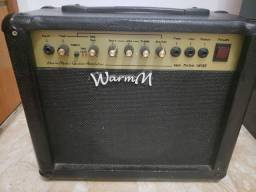 Amplificador de Guitarra Warm Music Hot Drive HD22 com pedaleira de distorção