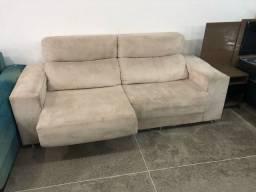 Sofá Retratil e reclinável