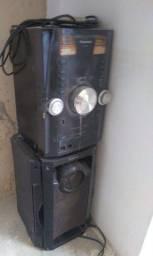 Som residencial , Mini System Panasonic 380 w