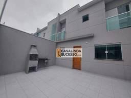 Sobrado com 2 dormitórios à venda, 60 m² por R$ 440.000,00 - Vila Esperança - São Paulo/SP