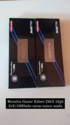Memória ram DDR3 8gb e processador Intel xeon e3-1270v3