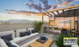 Apartamento à venda com 1 dormitórios em Centro, Belo horizonte cod:37972