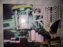 Máquina de produção industrial