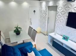 Apartamento com 2 dormitórios à venda, 45 m² por R$ 200.000,00 - Parque Residencial das Na