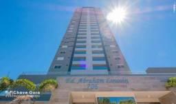 Apartamento com 3 suítes, semi mobiliado no Edifício Abraham Lincoln - Centro - Cascavel/P