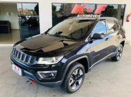 Título do anúncio: jeep compass diesel trailhawk