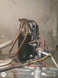 Compressor de ar-condicionado