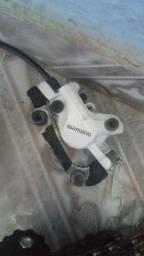 Freio hidráulico Shimano m446