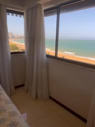 Praia da Costa frente para mar 2 quartos
