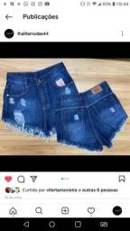Shorts jeans 35.00