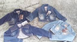 Jaquetas Jeans Feminina Tamanho M