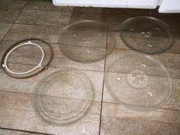 Pratos de micro-ondas