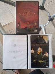 DVDs - Pop Rock Nacional