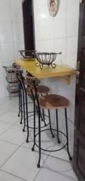 Mesa de parede