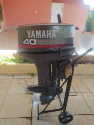 Motor de popa 40 Hp YAMAHA 96