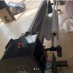 Máquina de impressão digital targa sw