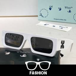 Óculos OFF-White OW40008 logo-sunglasses-off-white