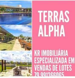 Terras Alphaville Sergipe 2 - quitado e aceita financiamento