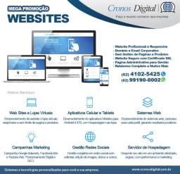 Desenvolvimento de Website, Loja Virtual, E-Learning, Marketing e Redes Sociais