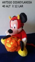 Pelucias Mickey Mouse raras antiga Disneslandia-ver descrição