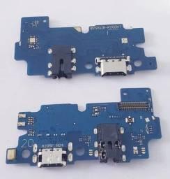 Placa flex de carga Samsung A20