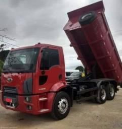 Parcelamento - Ford Cargo 2428 caçamba
