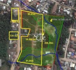 Terreno à venda com 1 dormitórios em Planta almirante, Almirante tamandaré cod:43585
