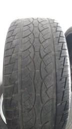 Vendo rodas com pneus novos aro 22 multifuros