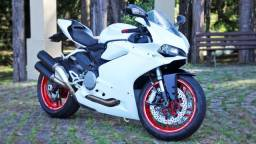 Ducati 959 Panigale 2018 (8 Abaixo da FIPE + 3 mil km + Acessórios)