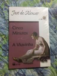 Livro Cinco Minutos / A Viuvinha