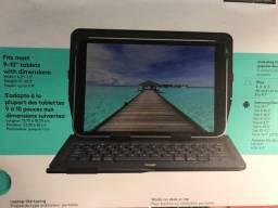 Capa teclado para tablet/Ipad  UNIVERSAL FOLIO
