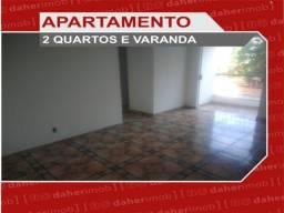 Daher Aluga: Apartamento 2 Qtos c/Vaga - Abolição - Cód CDQ 133