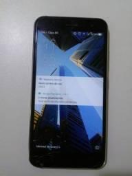 Zenfone 3 Ze520kl tela trincada