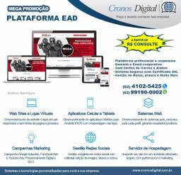 Desenvolvimento Plataforma EAD, Website, Loja Virtual, Marketing e Redes Sociais
